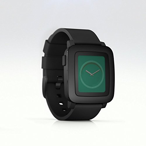 Pebble TIME Smartwatch Black: Amazon.es: Electrónica