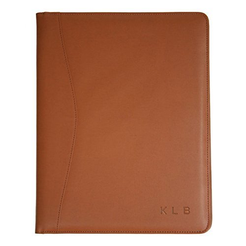 Royce Leather Writing Portfolio Padfolio, Presentation Folder, Business ()