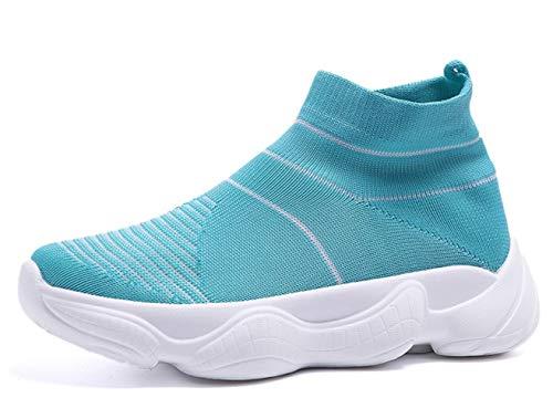 azul Deportivo Deportivo Calzado Calzado Lucdespo Botas Calzado Calzado Cortas Calzado Señoras Lago de Fondo Deportivo ww6IAq