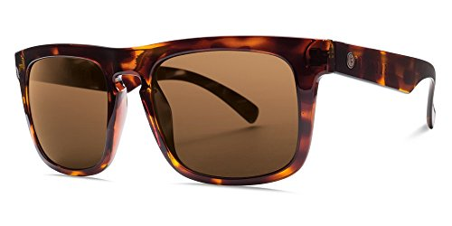 Electric Visual Mainstay Tortoise Shell/Polarized Bronze - Electric Polarized Sunglasses