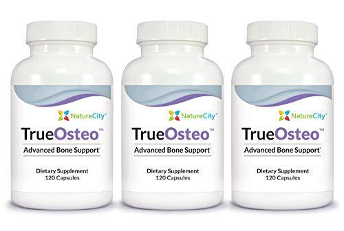 TrueOsteo Plant Calcium Bone Support Supplement (3)