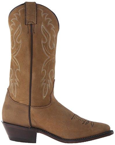 Justin Boots Womens U.S.A. Classic Western 12 Boot Bay Apache KXqW2n5Lb1