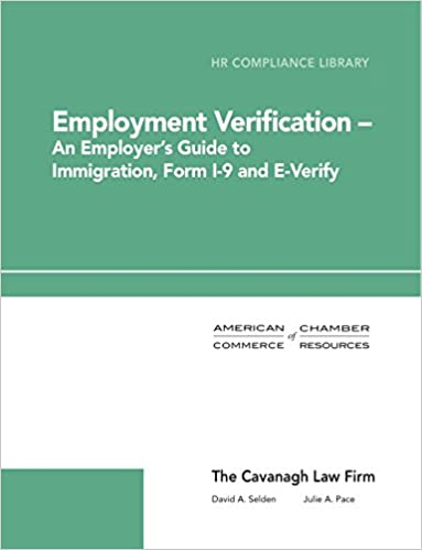 Employment Verification - An Employer's Guide to Immigration