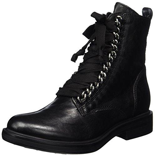 Mjus 6002 544229 0802 6002 Nero Femme Noir Rangers Boots rZrcqg1wR