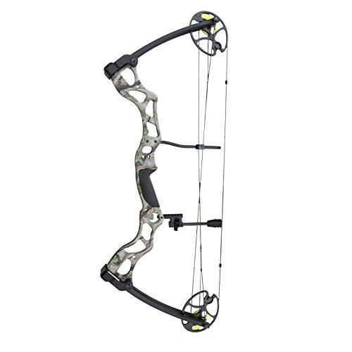 Southland Archery Supply SAS Outrage 70 Lbs 30'' Compound Bow - Autumn Camo