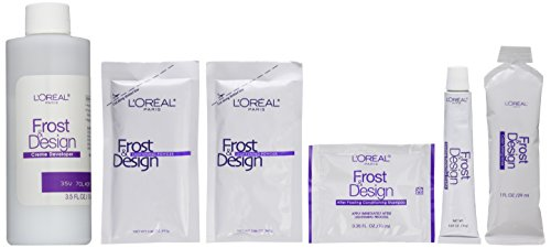Amazon Com L Oreal Paris Professional Techniques Frost Design Caramel 1 Count Hair Highlighting Products Beauty