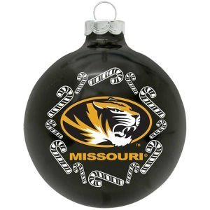 Tigers Candy Cane Ornament - 8