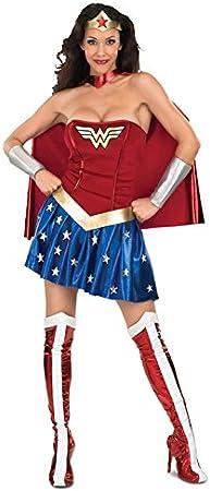 Chiedo disfraz superhéroes Sexy Mujer S (UK 10): Amazon.es ...