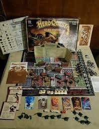 HERO QUEST: Amazon.es: Juguetes y juegos