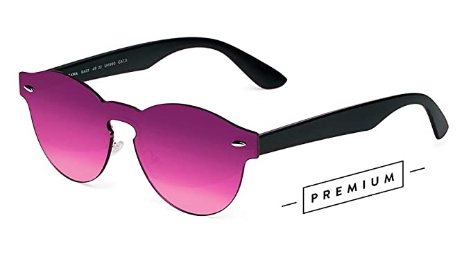 Hokana Sunglasses BLACK MATT - PURPLE BAWA | BA01: Amazon.es ...
