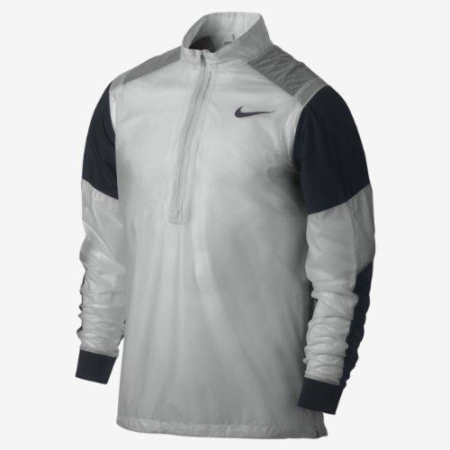 Nike Hyperadapt Wind Jacket (Lt Base gris / antracita / negro) - Grande