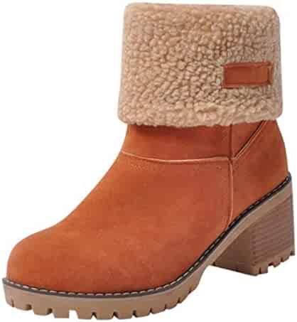 3b5d29f8d0a05 Shopping Orange or Ivory - Cold Weather & Shearling - Boots - Shoes ...