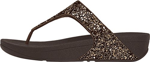 Donna Post 001 Glitterball Fitfloph25 Bronze Toe HqRSn66B
