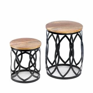 Home Locomotion Contemporary Accent Tables