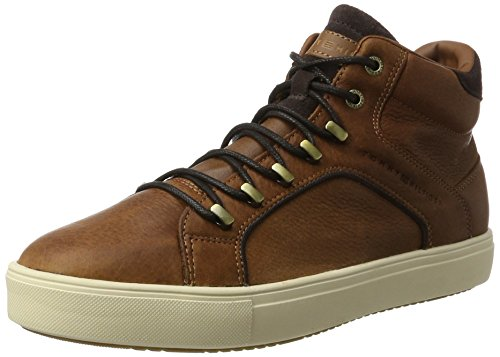 Tommy Hilfiger M2285oon 3a2, Pantofole a Stivaletto Uomo Marrone (Cognac)