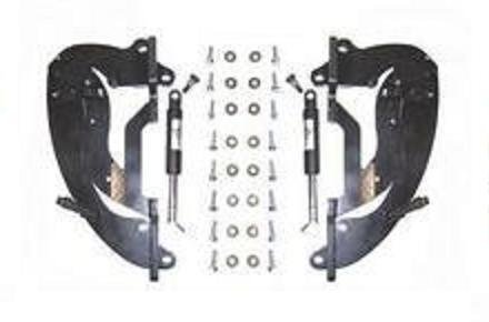 - Vertical Doors Bolt On Kit compatible with 1996-2000 Honda Civic VDCHC9600