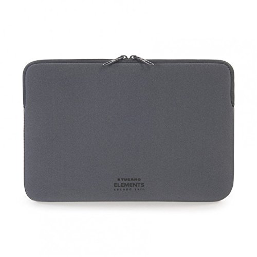 Tucano BF-E-MB215-SG Second Schale Elements MacBook Pro 38,1 cm (15 Zoll) Late 2016 space-grau