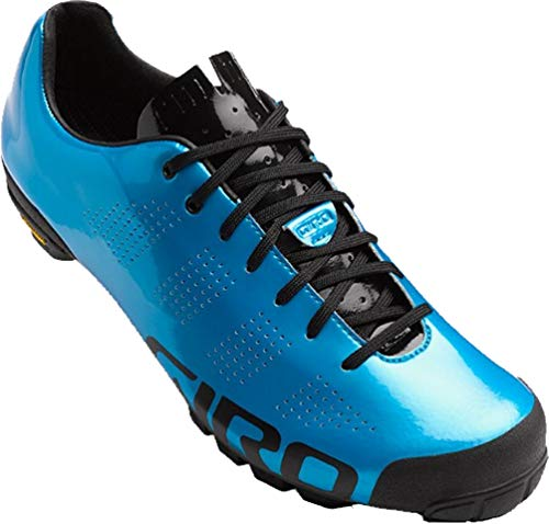 Giro Empire VR90 Cycling Shoe - Men's Blue Jewel/Black 45.5