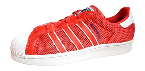 Sneakers Men Bb5394 Gazelle White Red Adidas Casual Blue qZtyfzzS