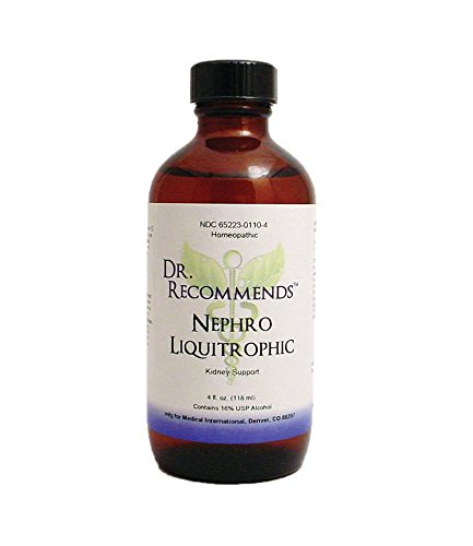 Dr  Recommends Nephro Liquitrophic 4 Oz By Mediral