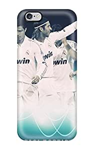 Fashionable Style Case Cover Skin For Iphone 6 Plus- Real Madrid Players