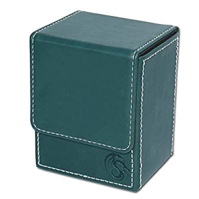 BCW Deck Case LX Game, Teal: Toys & Games