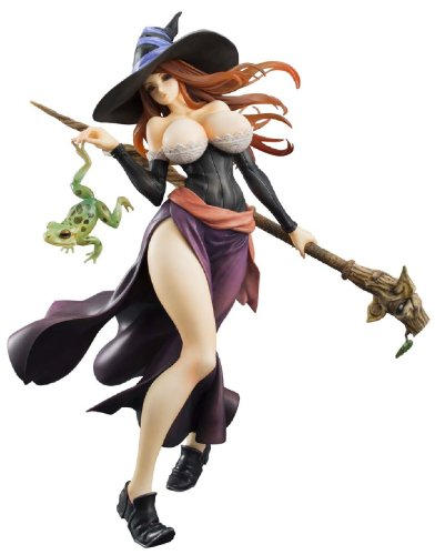 - Megahouse Dragon's Crown: Sorceress Excellent Model PVC Figure