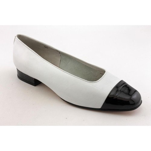 Vaneli Womens Fc-313 Flat White-black