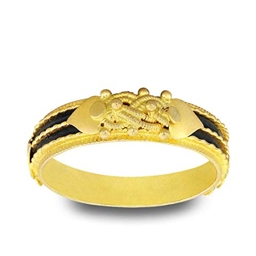 Candere By Kalyan Jewellers 22KT Yellow Gold Ring for Women