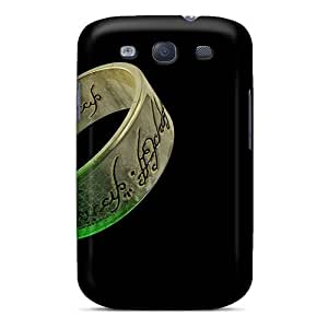 GAwilliam Snap On Hard Case Cover Lord Of The Rings Protector For Galaxy S3