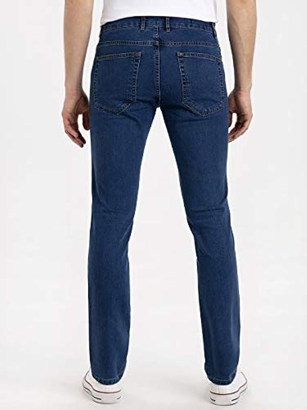 LC WAIKIKI dżinsy męskie 750 Slim Fit: Odzież