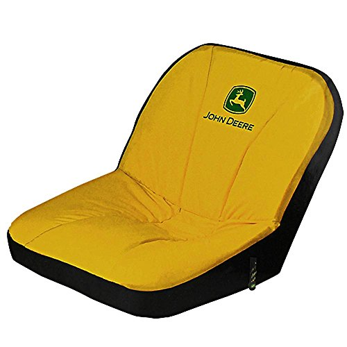 John Deere Original Deluxe Seat Cover (Medium) - for Gators & Riding Mowers #LP92624