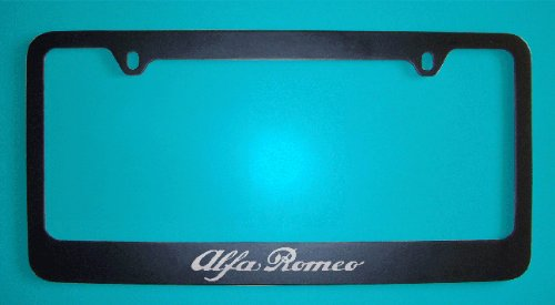 alfa-romeo-black-license-plate-frame-zinc-metal