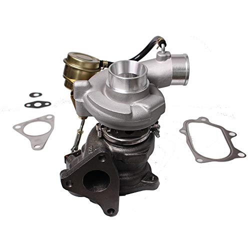 TD04L-13T Turbo Turbocharger Fit for Subaru Impreza WRX 02-07 Forester XT 04-08 Baja 04-06 for Saab 9-2X Aero 2005-2006 turbo 49377-04300 - Turbo Impreza Wrx Subaru