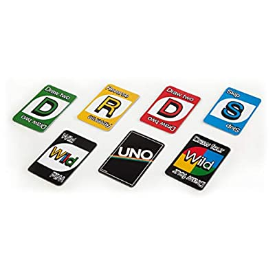 UNO: Retro - Card Game: Toys & Games