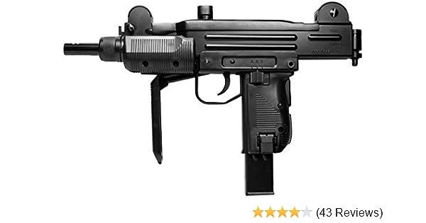 Uzi CO2 BB Submachine Gun air pistol