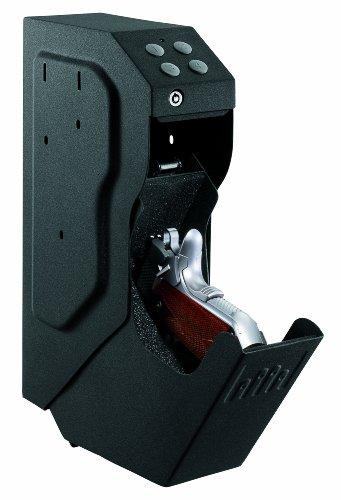GunVault SV500 SpeedVault Handgun Safe (Canyon Gun Safe compare prices)