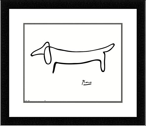 Buy picasso art dog