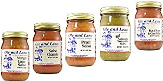 product image for Ole & Lena Party Salsa 6 Pack