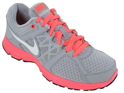 Nike Lady Air Relentless 2 Running Shoes  85  Grey
