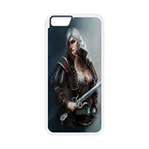 Custom Case The Witcher for iPhone 6 Plus 5.5 Inch A2P6138434