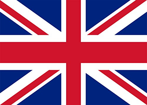 The United Kingdom UK - World Country National Flags - Rectangle Refrigerator Magnet (United Kingdom Magnet compare prices)