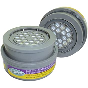 how to change 3m respirator filters