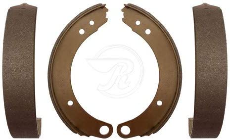 Raybestos 45PG Professional Grade Drum Brake Shoe Set