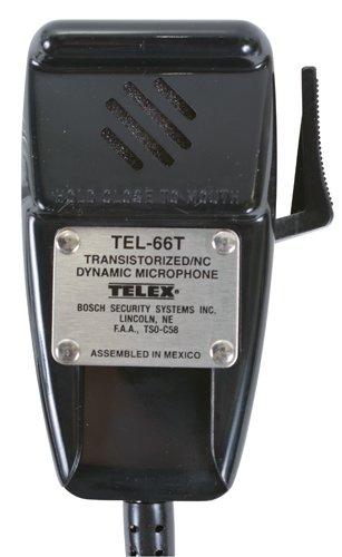 (Plugs, Jacks & Accessories-Telex 66Tra (66T W/Right Angle Plug) 60837-008 )