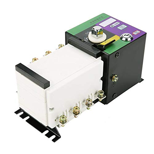 Akozon Isolation Type Dual Power Automatic Transfer Switch ATS ()