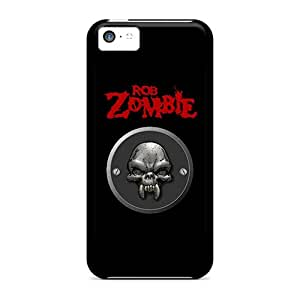 New Khi16719dFRt Rob Zombie Skin Cases Covers Shatterproof Cases For Iphone 5c
