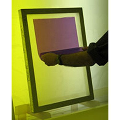 ULANO EZ FILM EZ-50 Orange FILM 15X17 (25 Sheets) for Screen Printing