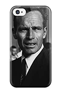 High-quality Durable Protection Case For Iphone 6 plus 5.5(charlton Heston)