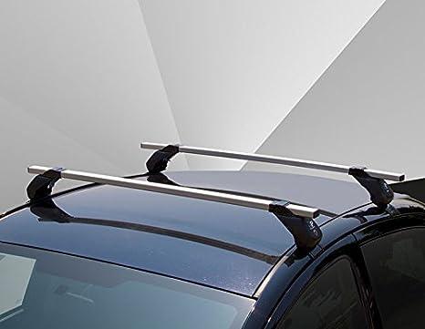 Aluminium DachtrÄger Prealpina Lp43 Mit Spezifischem Befestigungssatz Auto